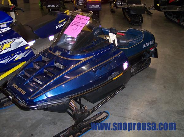 1990 Polaris Snowmobiles