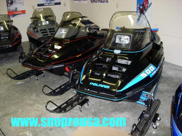 POLARIS INDY Snowmobile Collection