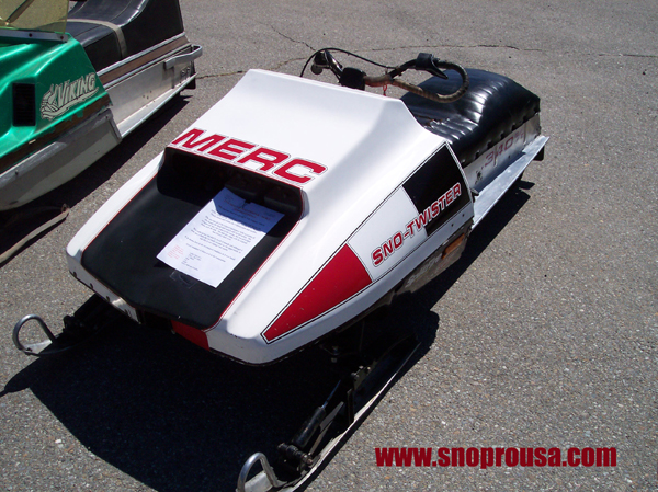 Great Canadian Rv >> Northwest Museum of Vintage Snowmobiles - OPEN HOUSE 2010