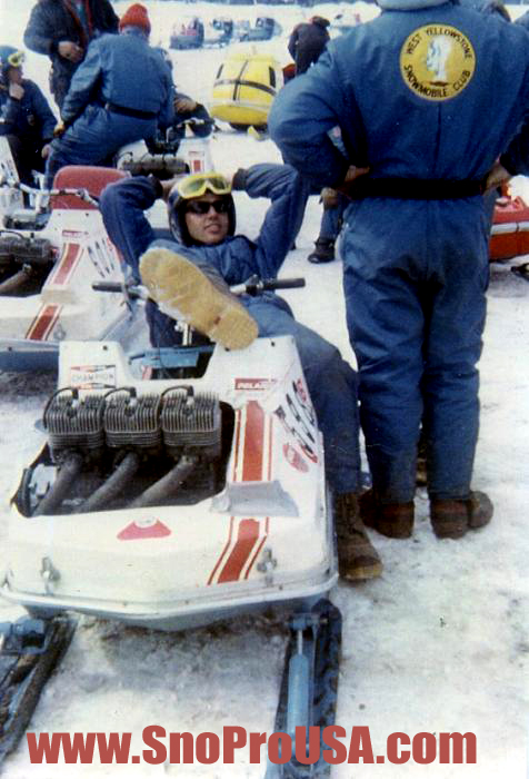 Vintage Snowmobiles and Sno Pro Race Sleds from the USA