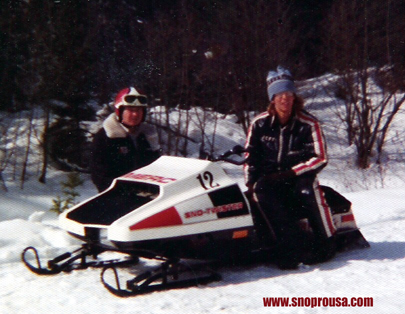 John S. Mcintosh - Vintage Mercury Snowmobiles