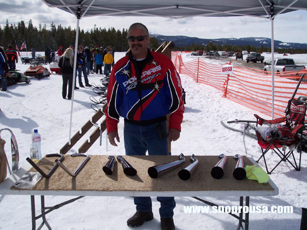 West Yellowstone Snowmobile >> West-Yellowstone-2011-Page-4 - Vintage Snowmobile Round UP