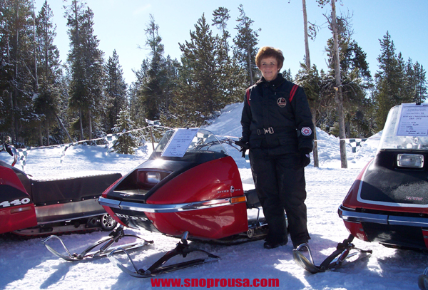 2 up snowmobile for sale wyoming